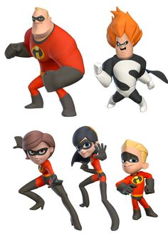 DisneyInfinity-characters-2 join us http://pinterest.com/koztar/ ★ Find more at http://www.pinterest.com/competing/