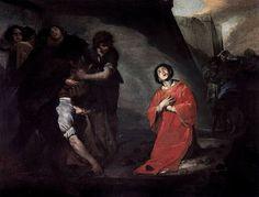 Bernardo Cavallino - Martyrdom of St Stephen