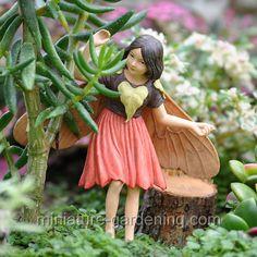 Fairy Gardens Black Bryony Fairy