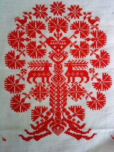 életfa Hungarian Tattoo, Concepts, 1, Embroidery, Tattoo Ideas, Life, Decor, Needlepoint, Decoration