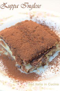 Zuppa Inglese - http://blog.giallozafferano.it/suditaliaincucina/zuppa-inglese/