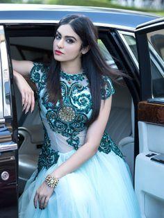 Cute Actress Adah Sharma Latest Stills | Adah Sharma: WoodsDeck