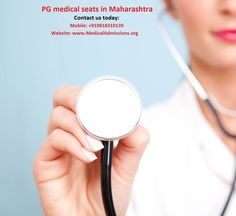 PG Admissions in Maharashtra  is started already, We at Medical Admissions providing PG Medical Seats in Maharashtra, Contact us today - +919818310139