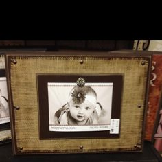 Western made frame