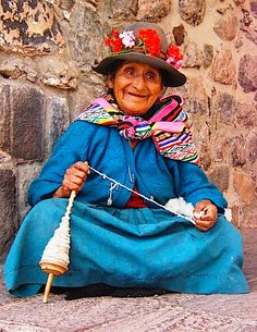 I loved the people in Peru, I want to go back