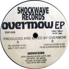 Overmow - Overmow EP