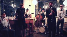 """The Hot Sardines. Jazz of the 1920s, '30s, and '40s. The Music Playground Presents The Hot Sardines' """"St. James Infirmary"""" Live."""