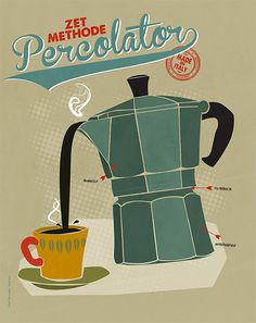 percolator illustartie - Google zoeken