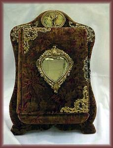 VICTORIAN PHOTO ALBUM CELLULOID