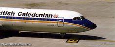 GVA.86.BR.BAC111. See You Soon, Aircraft, British, Album, Aviation, Planes, Airplane, Airplanes, Card Book