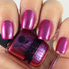 Lollipop Posse Lacquer You Should Not Drink and Bake