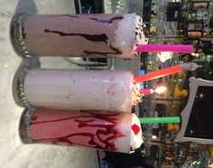 The Sugar Factory Orlando Milkshakes