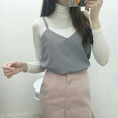 Casual Fashion Show Outfit .Casual Fashion Show Outfit Ulzzang Fashion, Asian Fashion, Girl Fashion, Fashion Looks, Fashion Outfits, Fashion Tips, Classy Fashion, Petite Fashion, Fashion Trends