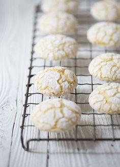 Biscotti limone e mandorle