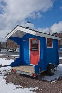 Helsinki Mobile Sauna