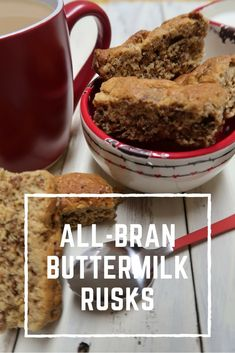 All-bran Buttermilk Rusks - Being Me and life in general Types Of Desserts, Easy Desserts, Easy Dinner Recipes, Sweet Recipes, All Bran Flakes, Buttermilk Rusks, Cereal Flakes, Rusk Recipe, Baking Quotes