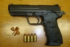 HK45 pistol p30 heckler and kock Find our speedloader now!  http://www.amazon.com/shops/raeind