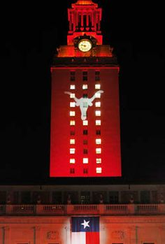 The famous UT Austin Tower has an observation deck that overlooks the entire city symbolizing academic excellence and personal opportunity, which are my goals as an MBA candidate