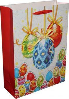 RZOnlinehandel - Oster-Geschenkstasche Eier Gr. Basket, Eggs, Packaging, Easter Activities, Gifts
