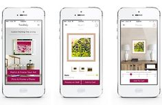 Framebridge Launches Site That Offers Chic Frames