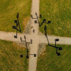 obstacles   kliuviniai #lietuva #lithuania #klaipeda #square #shadows #street #city #obstacles #bestofthebaltics #drone #dronebois #dronesdaily #dronefly #droneoftheday #fromwhereidrone #aerial #aerialphotography #iamdji #djiphantom #birdseye #fotor #artistic #2o15 by karolis.jay