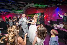 Florida Aquarium Wedding - Peacock Blue & Green Tropical WeddingMarry Me Tampa Bay Wedding Blog