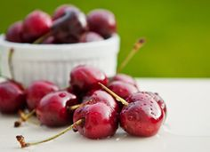 UC Davis research shows that 45 Bing cherries a day may keep the doctor away: Small, in-depth study finds levels for nine biomarkers of inflammation improved