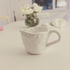 Coil pot jug #coilpotpottery #homemadejug