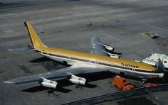 Transair, Boeing 707 (C-GTAI)