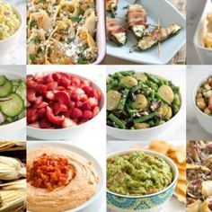 20 Summery Side Dishes- the fruit skewers would make Brody so happy