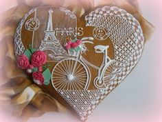 of love, gingerbread Page 4 perniky. Crazy Cookies, Heart Cookies, Xmas Cookies, Valentine Cookies, Cupcake Cookies, Valentines, Gourmet Cookies, Spice Cookies, Ginger Cookies