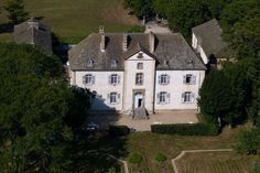 Château du Chassan, Auvergne, France