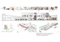 Reforma da Escola Saint / Argola Arquitectos + Flint Archicture