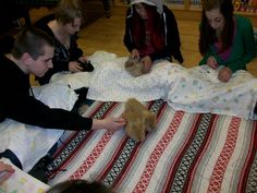 Bunnies come to Port Jefferson