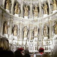 Guidati da Don Franco ad ammirare la Chiesa Madre di Manduria...direttamente da Mosca..apulia huose