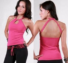 Luli Long Tank Top by Body Angel Activewear LuLi Active Workout Tank, Front Lined Supplex Tank Top. Supplex Wicks Moisure Away Keeping You Dry and Cool No Sweat Rings!. You'll Look Fabulous While You Workout!.  #FitnessEtc. #Apparel