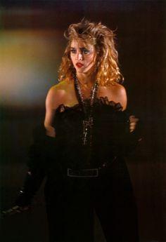 Madonna by Hiro Itoh