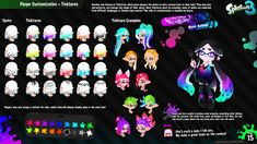 Project Splatoon 3 Complete Game Concept Overview, Alexis Pflaum