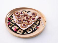 Runebergin pannukakut - Kaakao kermavaahdolla Desserts, Tailgate Desserts, Deserts, Postres, Dessert, Plated Desserts