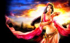 G Bek Oryantal Dans Nedir T Rkiye De   Wallpaper