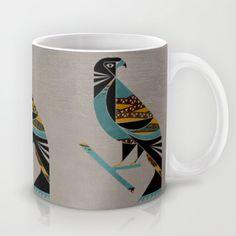 Inca Message Mug by Viviana González - $15.00