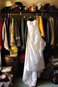 Maine Wedding Photographer - Wedding Photojournalism (firefighter wedding)
