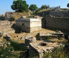 Troy (Truva or Troas), Canakkale, Turkey