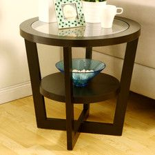 Round End Tables End Tables And D On Pinterest