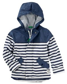 Baby Boy Lightweight Striped Windbreaker from OshKosh B'gosh. Shop clothing & accessories from a trusted name in kids, toddlers, and baby clothes.