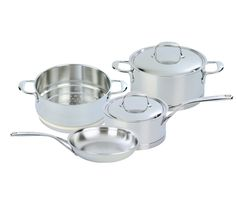 Demeyere Atlantis Intro Set - 6-pc *** Awesome product. Click the image : Cookware Sets