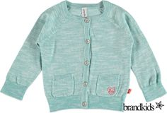 Babyface Fijn gebreid vest multi-color - Meisjes Truien, Sweaters en Vesten €31,95