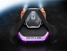 BMW M1 / SHARK / Concept on Behance