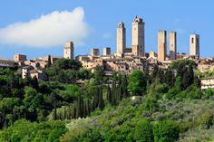 Agencias de viajes internacionales con destino a San Gimignano