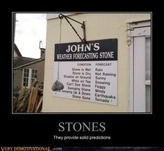 Awesome stone